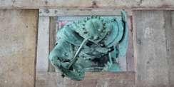 Der Megalopolis auf den Kopf geschaut. © 2021 SBL Schwerin