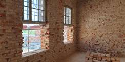 Erweiterung der Fensteröffnungen © 2021 SBLK Neubrandenburg