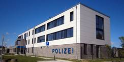 Neubau für die Polizei in Sanitz ist errichtet © 2021 SBL Rostock
