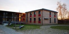 Das PAHLHUUS im UNESCO Biosphärenreservat Schaalsee-Elbe. © 2021 SBL Schwerin