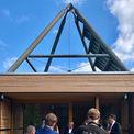 Die aufgewertete Solarpyramide. © 2021 SBL Schwerin