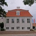 Rückseite des Kavalierhauses © 2021 SBL Schwerin