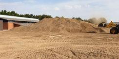 Rund 6.000 m³ Erde mussten abgetragen werden. © 2020 Ing.-Büro KULTA GmbH
