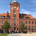 Ansicht des Physikalischen Instituts Alte Physik © 2021 Staatliches Bau- und Liegenschaftsamt Neubrandenburg