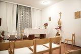 Hauskapelle im Wohnheim des Vereins für Integrationshilfe.