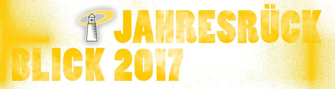 Jahresrückblick 2017 © spendeninfo.at